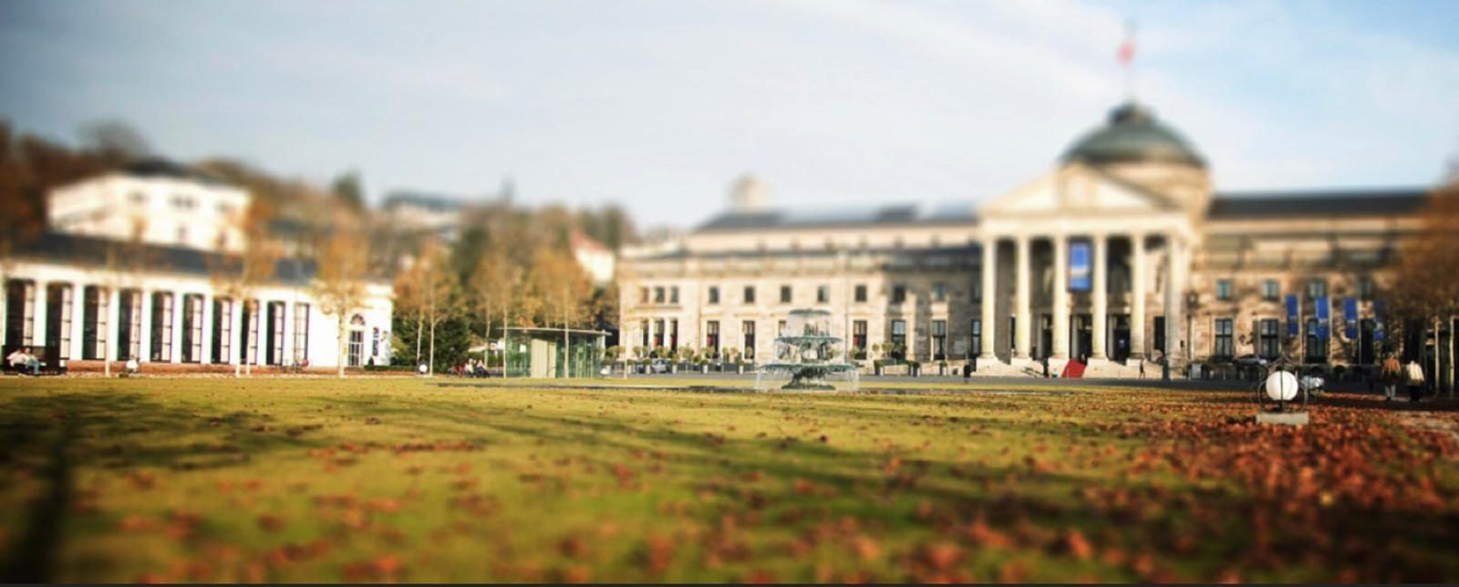 Wiesbaden Kurhaus